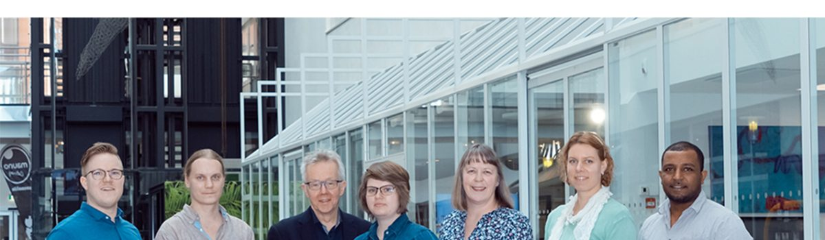 New web pages developed as a collaboration between IT Services and Turku Bioscience