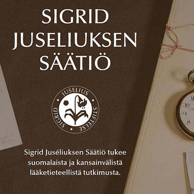 Sigrid Juselius Grant News
