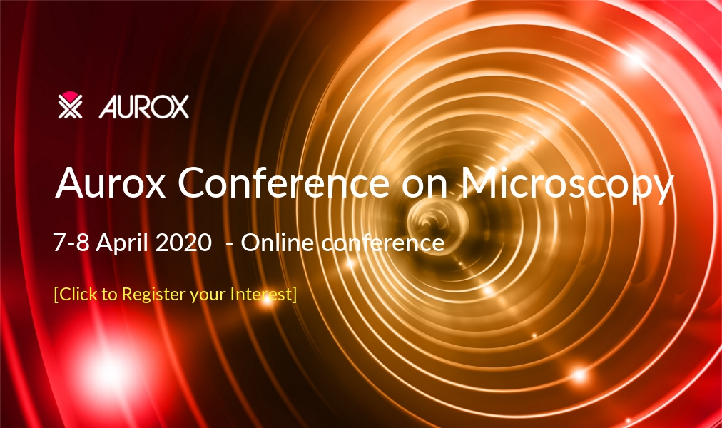 Aurox conference banner
