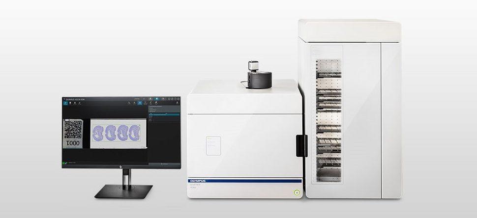 Olympus VS200 slide scanner