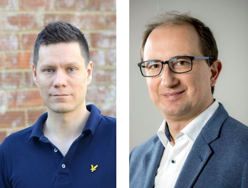 The Academy of Finland Flagship Programme InFLAMES awarded group leader positions to Tapio Lönnberg and Matej Orešič