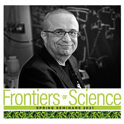 Frontiers of Science: Climate, air quality and COVID