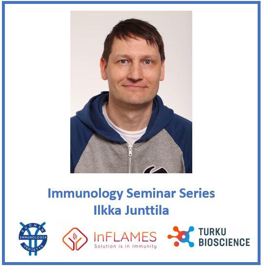 Immunology seminar, Ilkka Junttila
